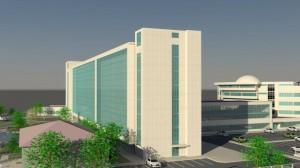 Така ще изглежда болницата в Панагюрище до няколко месеца