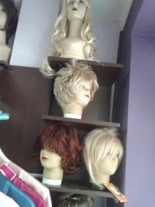 """Магазинът на улица """"Муткурова"""" 37 в Русе е мястото, където могат да се купят перуки"""