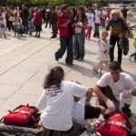 БЧК – Русе ще проведе учение с доброволния общински спасителен екип