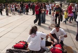 Бчк – Русе ще проведе учение с доброволния общински спасителен екип.