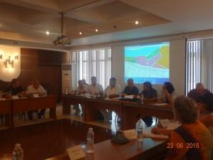 В Русе се проведе публична дискусия относно дългосрочните мерки за ограничаване и минимизиране на отрицателните въздействия върху здравето на хората