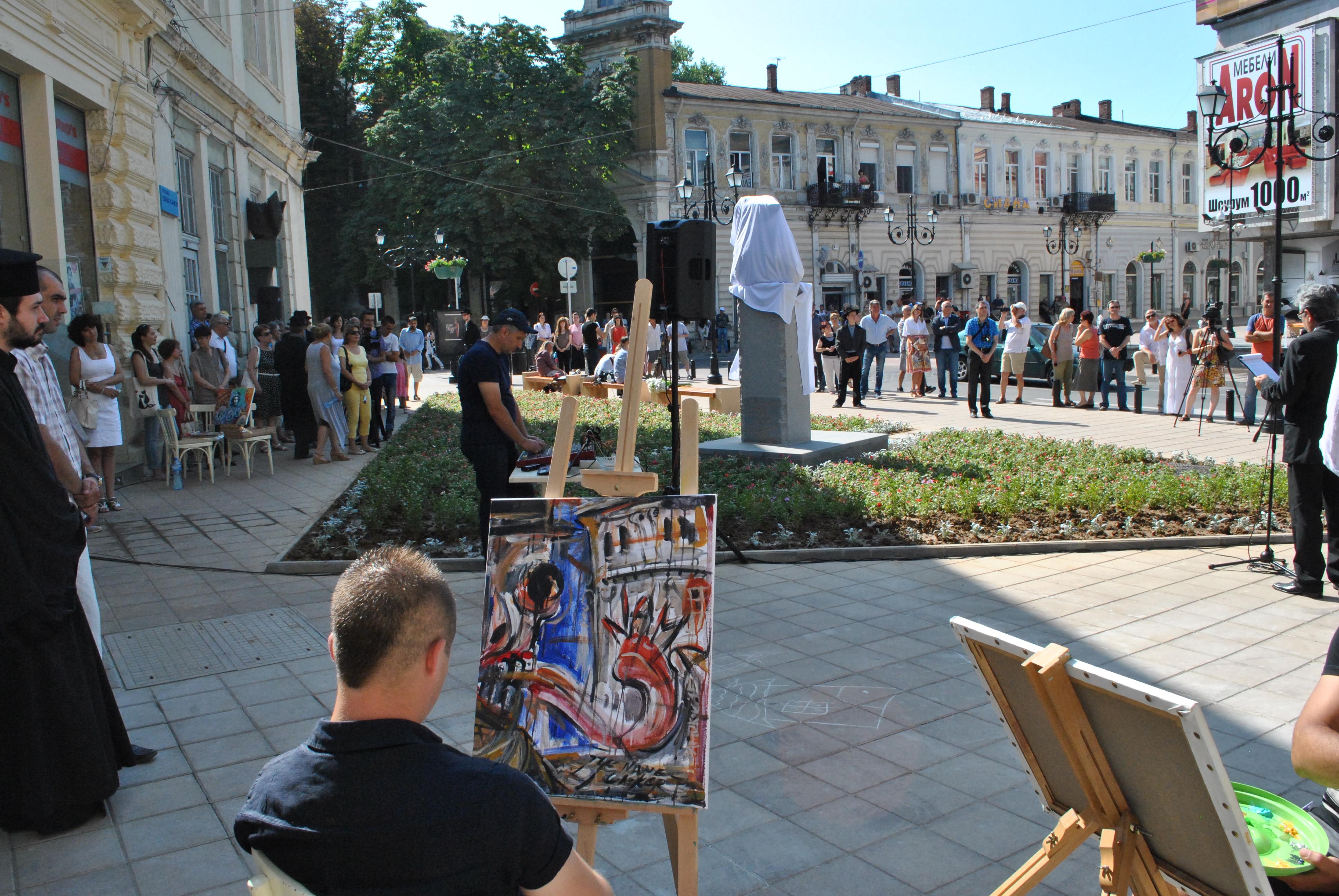 Photo of Художници показаха на русенци и гостите на града своя поглед към Канети