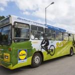 Новата безплатна автобуснa велолиния вече стига до Железница