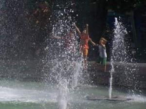 Водата ни е пръв приятел в големите горещини