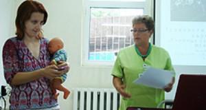 """""""Училището за родители"""" в МБАЛ-Русе е с голям интерес"""