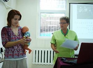 Общо 157 бъдещи майки и татковци са взели участие в организираните от МБАЛ-Русе шест безплатни семинарни обучения за бъдещи родители.
