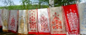 Изложба с украински бродирани кърпи представят в Русе