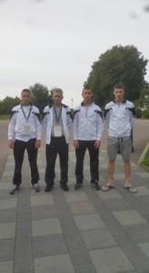 С един бронзов медал, едно шесто и едно осмо място се завърнаха русенските щангисти, включени в националния отбор, от Европейското първенство по вдигане на тежести за кадети.