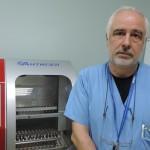 Нова модерна апаратура  ще анализира различни вируси и бактерии
