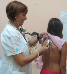 Херпангини мъчат децата през летните месеци