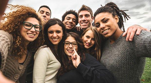 Photo of Щастието е заразно, според ново проучване