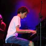 Джаз легенда предрече бляскаво бъдеще на русенския пианист Николай Димитров