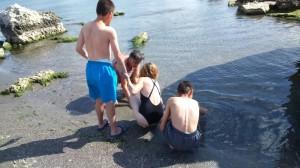 Ако Черно море можеше да говори, то щеше да ви сподели, че обича тези деца и младежи с увреждания.