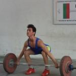 Русенски щангист заминава за Европейското първенство по вдигане на тежести