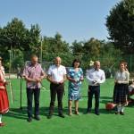 Откриха спортни площадки в Тетово и Мартен