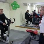 Нова фитнес зала отвори врати в село Басарбово
