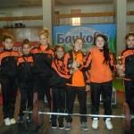 Две отборни титли за млади русенски тежкоатлети