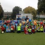 "Детска футболна школа ""Дракончета"" подкрепя ""Football People Action Weeks"""