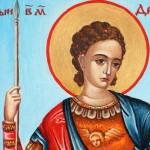 Днес почитаме Свети Димитър, в полунощ небето се отваря