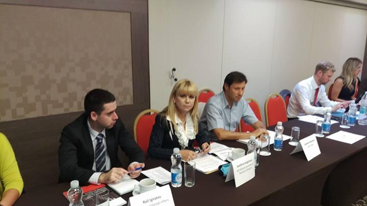 Народният представител Светлана Ангелова: Трафикът на хора е съвременно робство