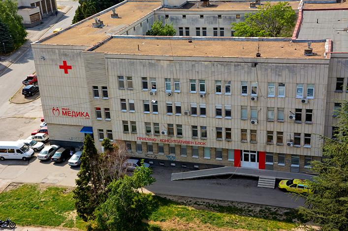 """Възобновяват занятията на училище по катаракта в МБАЛ """"Медика - Русе"""""""