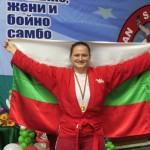 Шампионката на България по самбо Мария Оряшкова беше оперирана