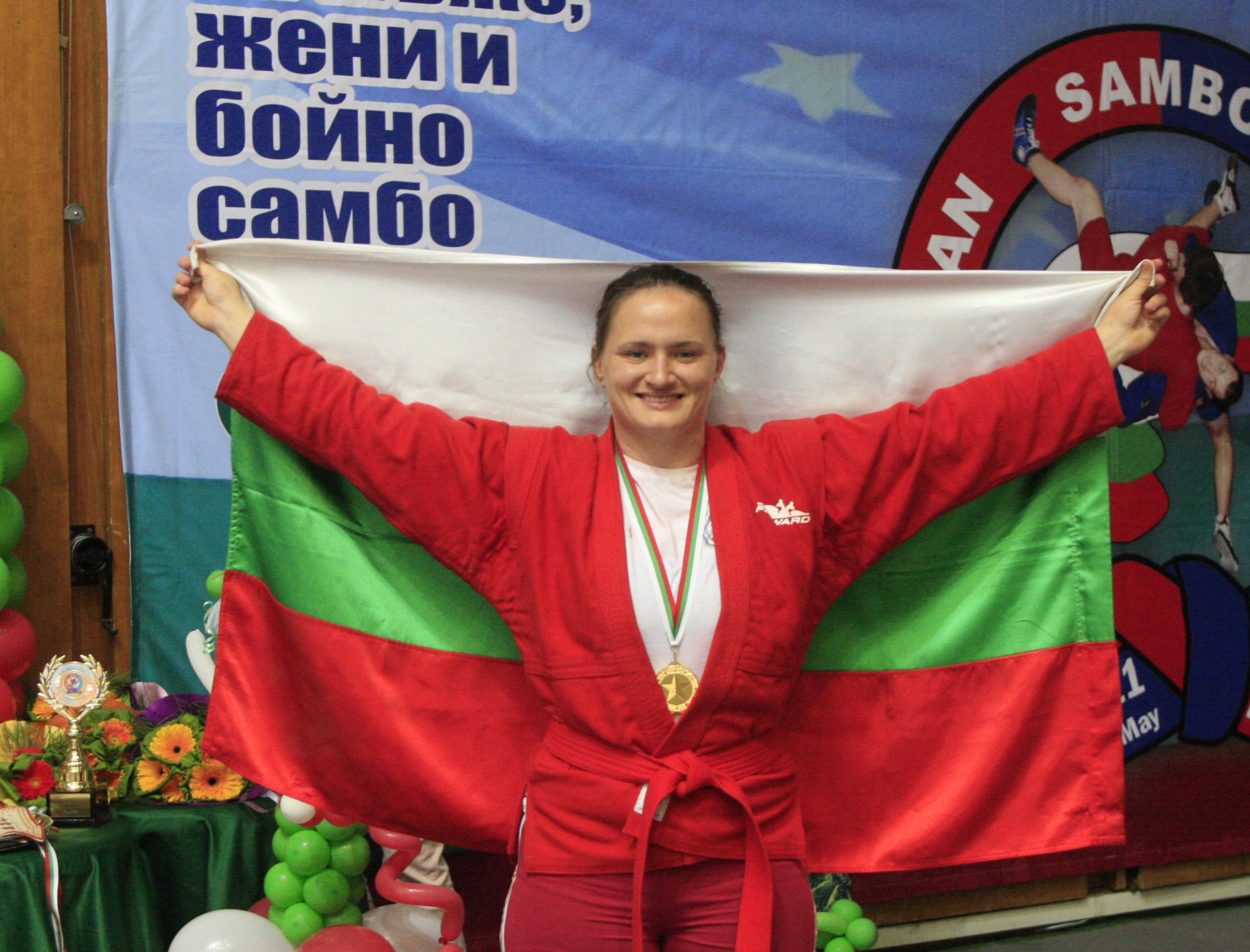 Photo of Шампионката на България по самбо Мария Оряшкова беше оперирана