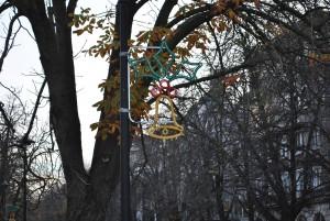 Триметров Дядо Коледа ще радва русенци на  площада в Русе