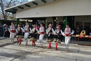 Танцьори от Общински детски център за култура и изкуство взеха участие в програмата