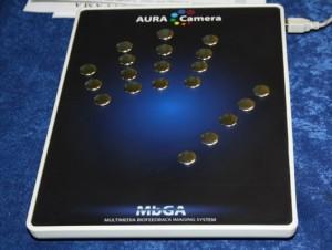 Измерване с аура камера и био-скенер в Русе.