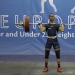Русенски щангист участва на Световното по вдигане на тежести