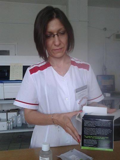 """Photo of Хормонално изследване на преференциална цена в лаборатория """"Здраве"""""""