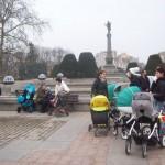 И в Русе майки излязоха на протест