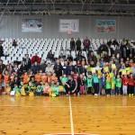 Мини шампионска лига по футбол привлече над 200 деца