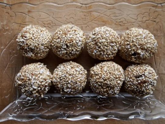 Photo of Сусам, тахан и малини – нетрадиционни празнични вкусотии