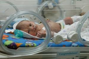 Недоносени бебета.