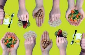 Пет принципа на ръчната диета