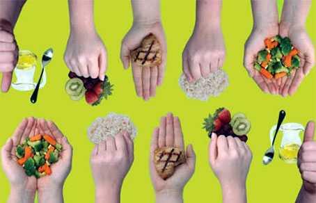 """Photo of Пет принципа на """"ръчната диета"""""""