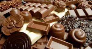 Шоколад помага при кашлица