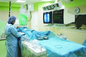 Дежурният инвазивен екип, в лицето на д-р Лъчезар Николов и медицинските сестри Нургюл Исмаилова и Ивелина Стоименова, е успял да помогне на всички със сърдечни проблеми