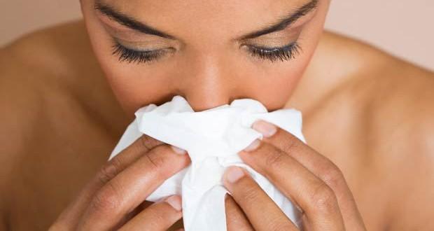 Как бързо да спрете кръвотечение от носа?