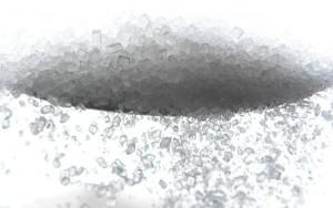 Бяла захар.