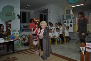 "Отбор ""Левски"" и отбор ""Ботев"" демонстрираха знания"