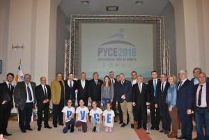 В Русе официално бе открита Европейската година на спорта