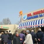 """Нов магазин за риба отвори врати на пазара в """"Чародейка"""""""