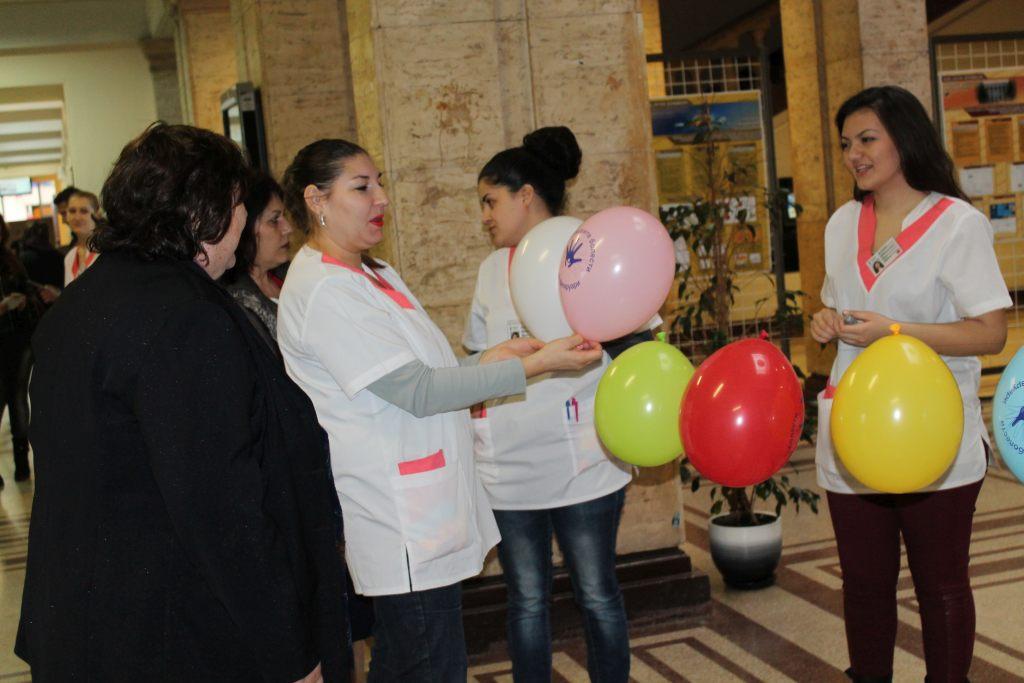 Photo of Студенти от Русенски университет участваха в информационна кампания за редките болести