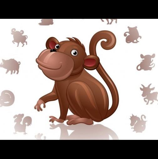 Днес започва годината на Червената огнена маймуна!