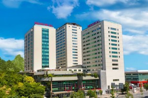 Турската болница МEMORIAL.