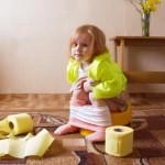 Запекът в детска възраст