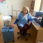 Кислороден концентратор ще помага на деца с увреждания да дишат